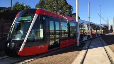 Sydney's light rail budget is off-the-rails.