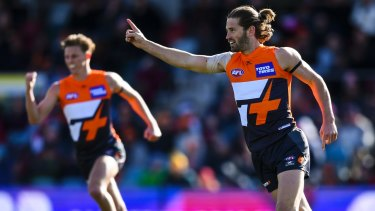 The ACT government is open to the Giants bringing more games to Canberra.