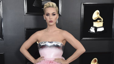 "In a statement, Katy Perry's company said ""our intention was never to inflict any pain."""