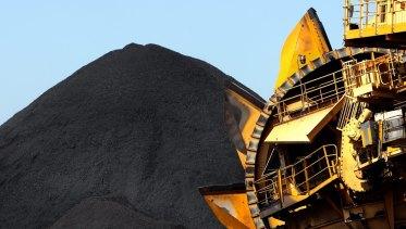 Coal imports from Australia through China's Dalian port have slowed.
