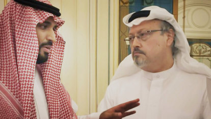 Rave reviews but too risky for streamers: inside Khashoggi doco The Dissident