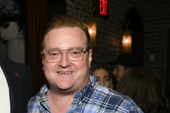 Dylan Howard, pictured at a function in New York this year, made a career in the United States.