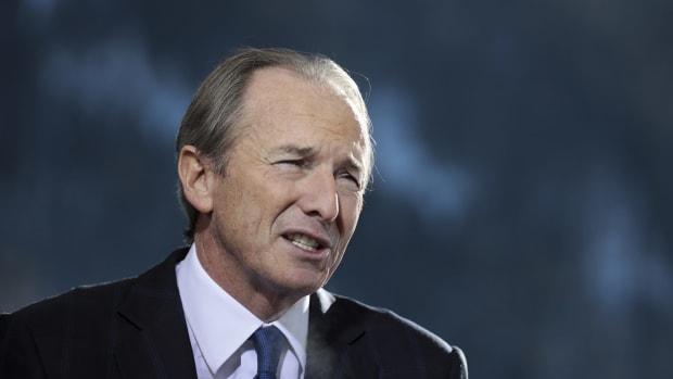 Morgan Stanley shakes up wealth, banking units