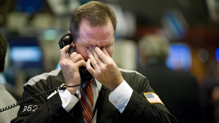 Trading in opaque debt products, which didn't get the junk rating they deserved, triggered the global financial crisis in 2007.