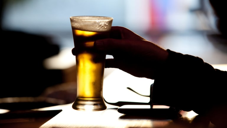 The study is sobering for the roughly 2 billion human beings who drink alcohol.
