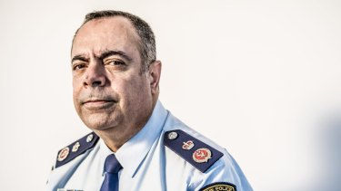 Former senior NSW Police figure Nick Kaldas is being courted to run in Reid for the Liberal Party.