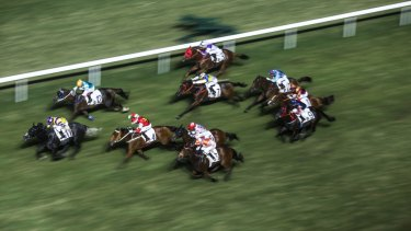Hong Kong's famous Happy Valley races have been called off due to safety concerns.