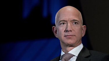 Mega billionaire Jeff Bezos hasn't given himself a pay rise in more than two decades. Not that he'd need one.