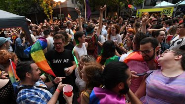 Last year's same-sex marriage victory triggered the religious freedom review.