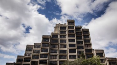 The Sirius building is being sold by the state government, with a price tag of more than $120m.