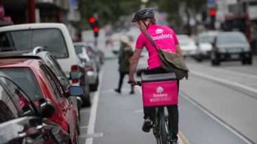 Foodora will exit the Australian market.