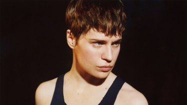 Heloise Letissier of Christine and The Queens.