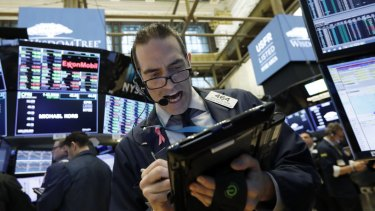 Wall Street inched higher on Thursday.