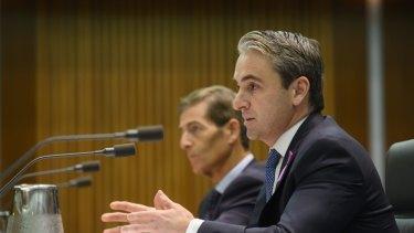 Commonwealth Bank chief executive Matt Comyn.