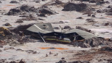 Nineteen people died after the Samarco dam collapse