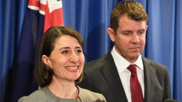 Back to the future: the Berejiklian government is preparing to dump the controversial lockout laws.