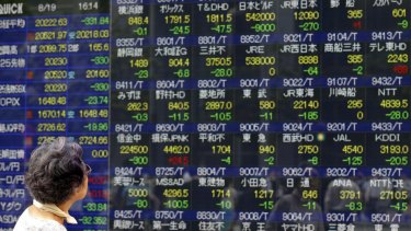 China's sharemarket took a heavy hit after resuming trading following a one-week break.