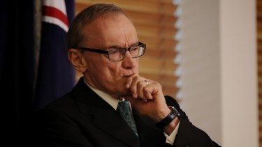 Labor premier Bob Carr resigned from the NSW top job in 2005.