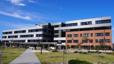 New mental health facility at St John of God Midland