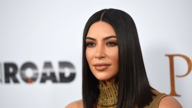 Kim Kardashian West is being sued by an app developer.