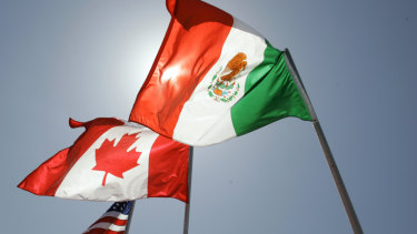 NAFTA will now be called the US Mexico Canada agreement.