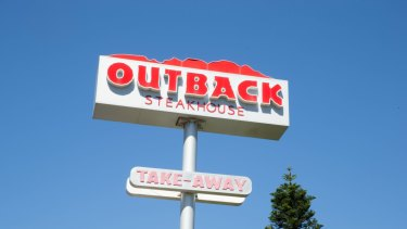 Outback Steakhouse, a popular Australian restaurant chain, was lured to the Outback Bowl by Jim McVay.