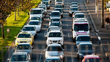 Road congestion is set to cost the country almost $40 billion a year without a substantial lift in spending and planning, Infrastructure Australia has warned.