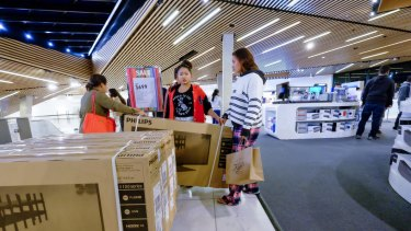 Overseas retailers are sneezing and Australia has caught the retail cold.