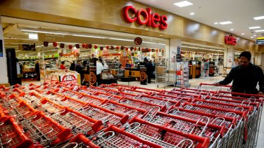 Wesfarmers will spin-off Coles.