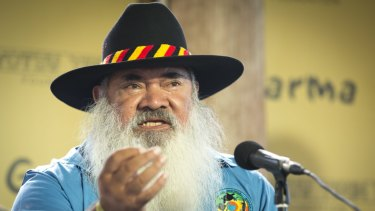 Senator Pat Dodson: Creating a constitutional indigenous voice is a priority.