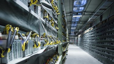 While China was once home to about 70 per cent of Bitcoin mining.