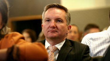 Shadow Treasurer Chris Bowen is keen for more details.