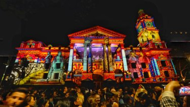 White Night Melbourne will happen in winter this year before it is absorbed into a new festival in 2020.