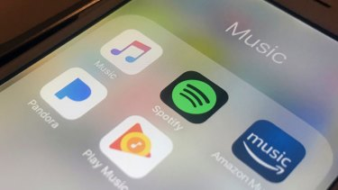 Spotify's advertising has been criticised by an alcohol awareness non-profit.