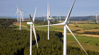 Renvico manages wind farms in Italy and France with a total capacity of around 334 megawatts.