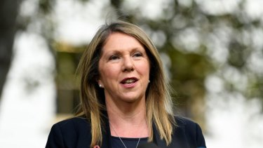 """""""Of course the insurers don't like it,"""" Labor's Catherine King says about the proposed cap."""