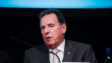 Former ACCC chief Graeme Samuel will conduct a review of APRA.