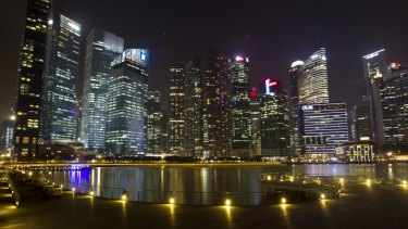 Singapore is one of the wealthiest countries in the world.