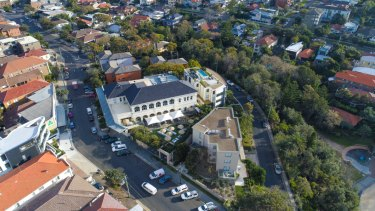 Matt Moran and Bruce Solomon's Solotel is marketing for sale the Clovelly Hotel leasehold in Sydney's eastern suburbs.
