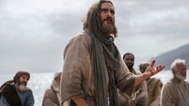 The story of Mary Magdalene, featuring Joaquin Phoenix as Jesus, is showing in some cinemas over the holiday break.