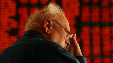 Australian stocks suffered the largest decline since February 2018 on Thursday.