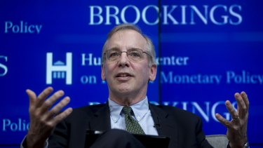 Former New York Fed President Bill Dudley's opinion piece on Donald Trump  was heavily scrutinised.