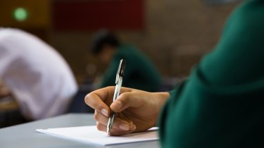The principals also warned against making maths compulsory in the HSC, despite growing calls for greater emphasis on the subject.