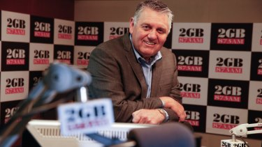 Ray Hadley and 2GB are the big winners in today's radio ratings.
