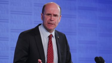 Voting Age Should Be Lowered To  Law Expert Argues Professor George Williams Pictured At The National Press Club Last Year  Says  And