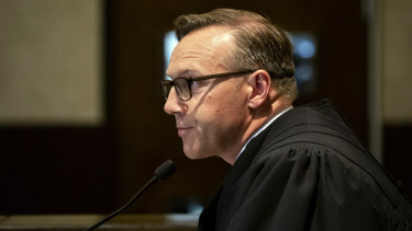 """Judge Thad Balkman: """"The opioid crisis is an imminent danger and menace to Oklahomans."""""""