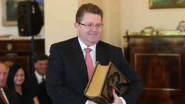 Victorian Senator Scott Ryan.