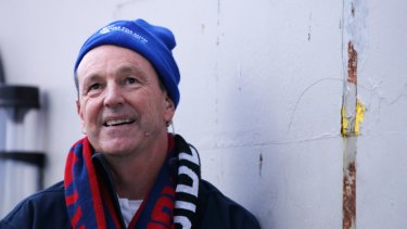 Neale Daniher has been named Victorian of the Year.
