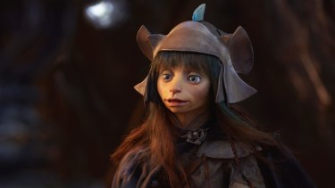 The Dark Crystal: Age of Resistance, produced by Netflix, is a prequel series to the 1982 film.