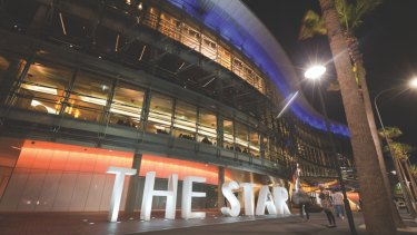 Star Entertainment Group runs casinos in Sydney, Brisbane and the Gold Coast.